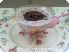 gelo di yogurt ai 2 cioccolati