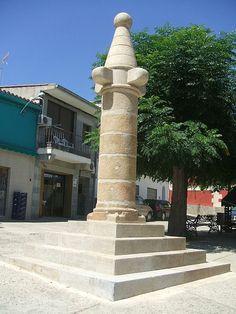 El Rollo de Tejeda del Tiétar.