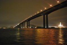 Ponte Rio de Janeiro- Niteroi