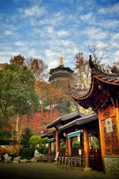 Hangzhou, China http://www.beijinglandscapes.com/hangzhou-tour.html