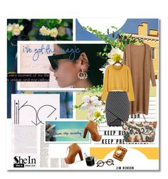"""""""Good morning my polyfriends ! Shein.com 2"""" by undici on Polyvore featuring moda"""