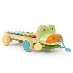 Skip Hop, Cymbałki Krokodyl, zabawka muzyczna-Skip Hop