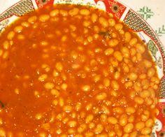 Bohneneintopf   Marokkanisch Essen