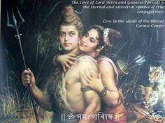 Shiva as romantic hero ...