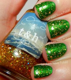 Let them have Polish!: T-t-t-Twee & Honey Swatch Time!