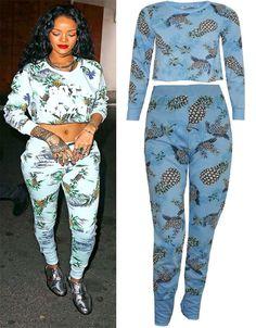 Get The Look of Rihanna!