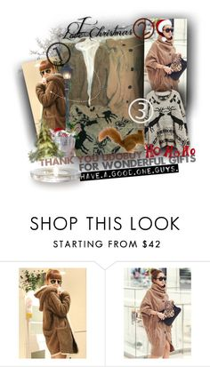 """""""I Love Christmas!"""" by keti-lady ❤ liked on Polyvore featuring 2012, udoboy and sweaters"""