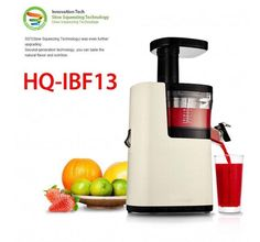 Slow Juice and Vegetable Juicer, Free Shipping