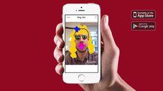 Tag me app - mashup video