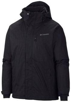 Men's Alpine Action™ Jacket.  NOTE: Outer shell in orange, black, or dark gray. Inside jacket black preferably