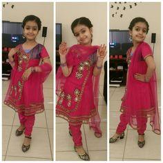 Indian dress up