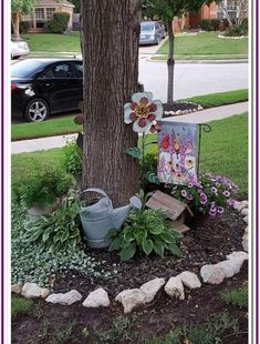 27+ Fresh Front Yard and Backyard Landscaping Ideas * aux-pays-des-fleurs.com