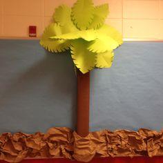 Tree Hawaii Crafts, Pirate Crafts, Pirate Theme, Classroom Themes, School Fun, Oceans, Teacher Stuff, Kindergarten, Palm