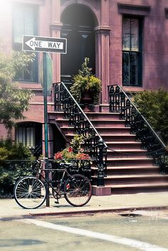 Bike, NYC,  Carmen Moreno Photography
