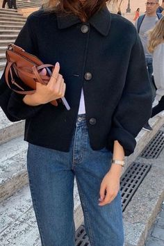 December outfits falda maxi skirt botas calcetn boots negro black animal print leopardo minibag bolso pequeo look street style ootd outfit Mode Outfits, Jean Outfits, Winter Outfits, Fashion Outfits, Autumn Jeans Outfits, Workwear Fashion, Dress Winter, Fashion Tips, Fashion Ideas