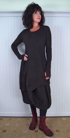 Rundholz Black Label Daimler Dress /Tunic, Clan Skirt, and Volvo Boot