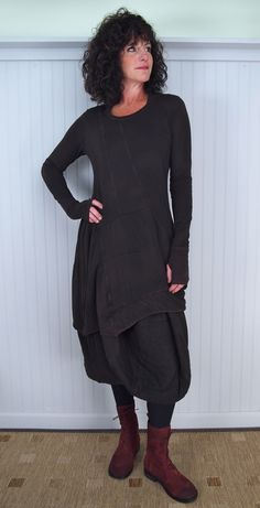 Rundholz Black Label Daimler Dress /Tunic, Clan Skirt, and Volvo Boot