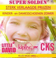 Stockverkoop Arwy Schoenen -- Herentals -- 27/05-05/06