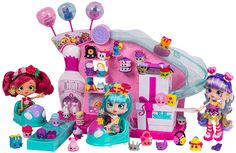 #NYTF2017 Sneak Peek: Shopkins Party Shoppies!