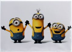 - Officially Licensed - Approximately 2.5 inches tall x 3.5 inches wide - Great for Despicable Me fans! - Made in China
