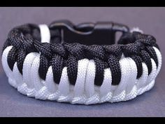 How to video for one of my creations. The Genoese Piano Bar - Paracord Braclet - thanks to Shawn at Boredparacord.com for creating the video
