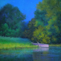 "©2013 Paula Ann Ford, A Moment in time, Summer Love, Soft Pastels on Wallis Professional, 16""x16"""