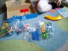 Parque Guardería de Playmobil 4-10 City Life... ¿A que de montado parece sencillo? Pues no lo fue tanto...