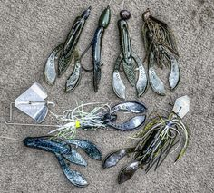 One crawfish imitator like the Punch Out Craw can serve many different purposes for bass fishermen.