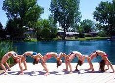 Resultado de imagem para gymnastics with friends
