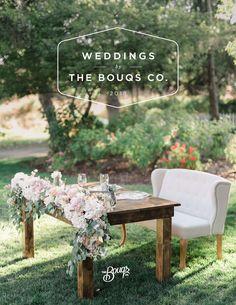 Wedding Flowers - Bridal Bouquets & Arrangements - The Bouqs Co.