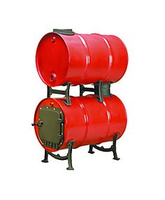 United States Stove Barrel Stove Stacker Kit.