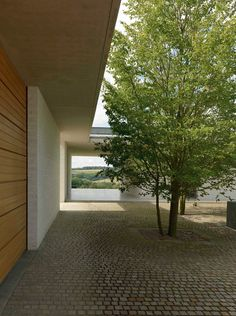 fayland house ~ david chipperfield architects