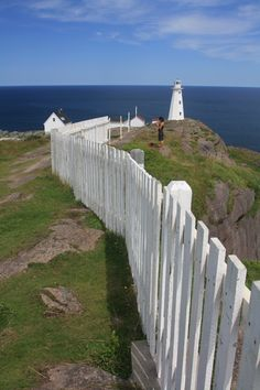 Cape Spear Lighthouse, Newfoundland one of my most favorite places in the world. Newfoundland Canada, Newfoundland And Labrador, O Canada, Canada Travel, The Beautiful Country, Beautiful World, Wonderful Places, Beautiful Places, Costa