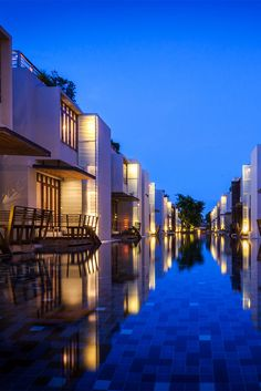 Let's Sea Hua Hin Al Fresco Resort, Hua Hin, Thailand. .