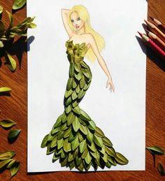 Creative Fashion Designs by Armenian Artist Edgar: courtesy facebook