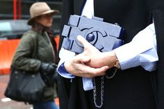 Chanel box bag - love it!