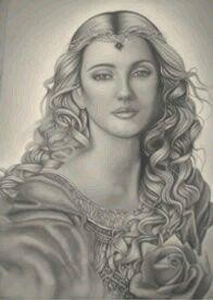 Lady Nada: Venus amor alineación gama a través de Natalie Glasson
