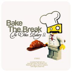 Bake the Break - web cd cover