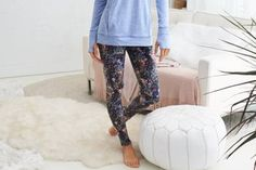 Aerie Chill Legging by Aerie for American Eagle Outfitters | Some girls sweat
