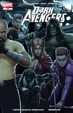 Dark Avengers #183 - Let's face it, the bad guys are more interesting and bringing back minor secondary characters from the early days made it fun to read.