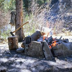 """Camping from this April in Nordegg.     """"SEE SURVIVAL GUIDES HERE!"""" Amazon link: http://amzn.to/TwocJB"""