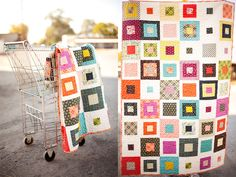 A blog about all things sewing and quilting, filled with free tutorials, and bulging with modern quilting inspiration!