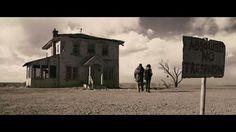 The Book of Eli Blu-ray Screenshot / 35 The Book Of Eli, Lone Wanderer, Movie Scripts, Sin City, Post Apocalyptic, Twilight, Cinema, Black And White, Saints
