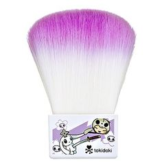 What it is:An oversized makeup brush adorned with tokidoki's cult-favorite designs.What it does:This high-quality, face-and-body brush has innovative antibacterial bristles—playfully dipped in bright purple (in true tokidoki style). Love Makeup, Beauty Makeup, Hair Makeup, Hair Beauty, Amazing Makeup, Beauty Brushes, Makeup Brushes, All Things Beauty, Girly Things