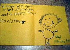 Funny pictures about At least she's honest. Oh, and cool pics about At least she's honest. Also, At least she's honest. Funny Notes From Kids, Kids Notes, Funny Kids, Funny Babies, Lol, Haha Funny, Funny Stuff, Funny Things, Funny Shit