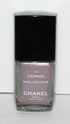 CHANEL - Metal Argent (Silver Streak) Nail Polish