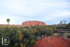 Travel Notes Podcast #5 - Uluru (Ayers Rock) and the Australian Outback