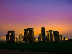 See the Stone Henge in person.