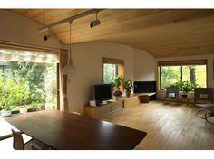 株式会社 クリエイト エイ|施工事例|レミングハウス/中村好文|KITAMURA HOUSE Dining Table, Ceiling, Windows, Interior Design, The Originals, Architecture, Furniture, Home Decor, Ideas