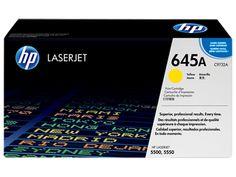 Mực in HP 645A Yellow LaserJet Toner Cartridge